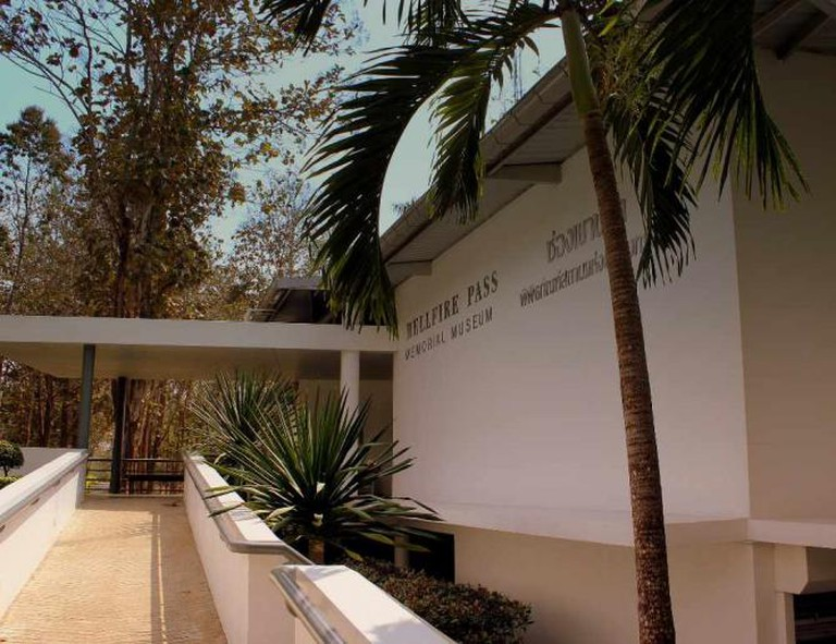 Hellfire Pass Memorial Museum