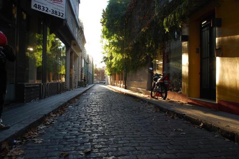Calles de Palermo (Palermo streets), Buenos Aires   © Gabriel Joandet/Flickr
