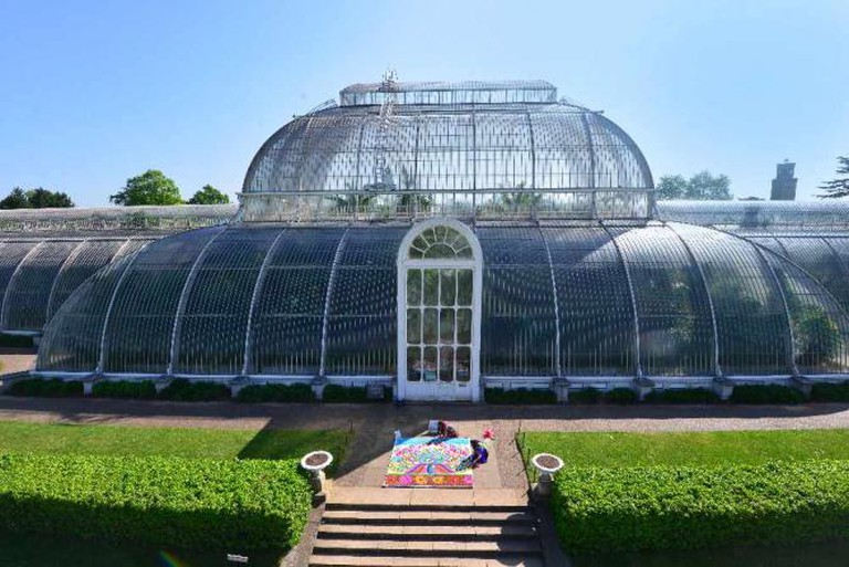 Botanic greenhouse
