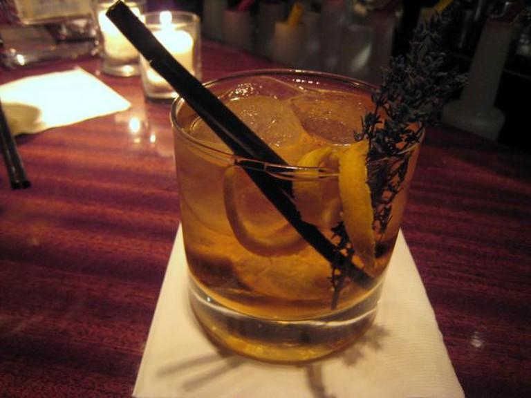 Casa Cruz Cocktail   © Krista/Flickr
