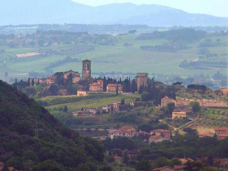 Torgiano | © Zyance/WikiCommons