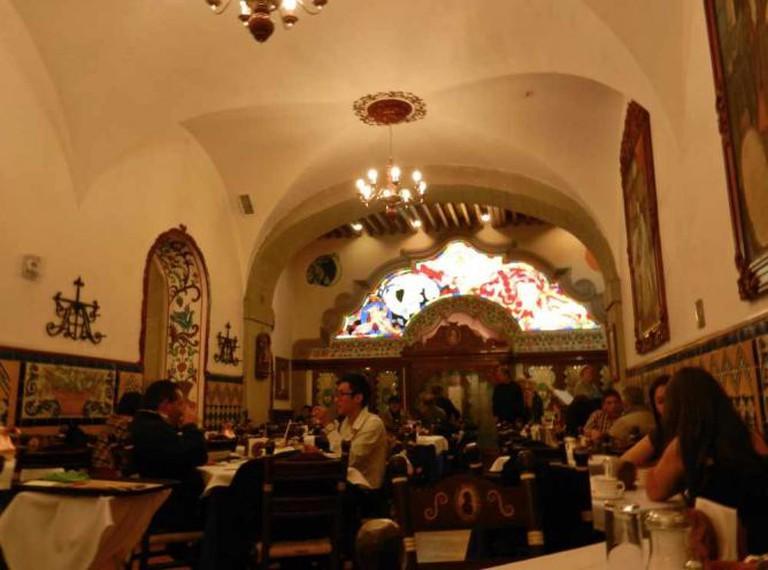 Café de Tacuba | ©Travis/Flickr