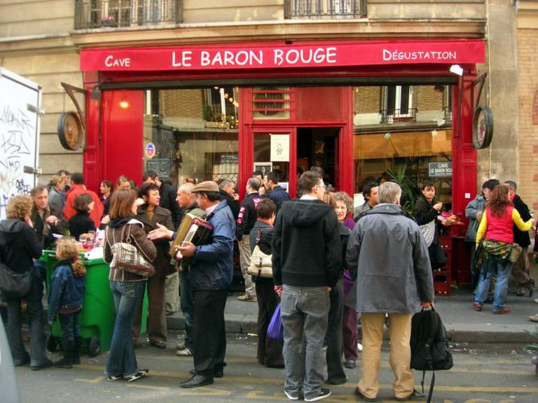 Le Baron Rouge © Gideon/Flickr