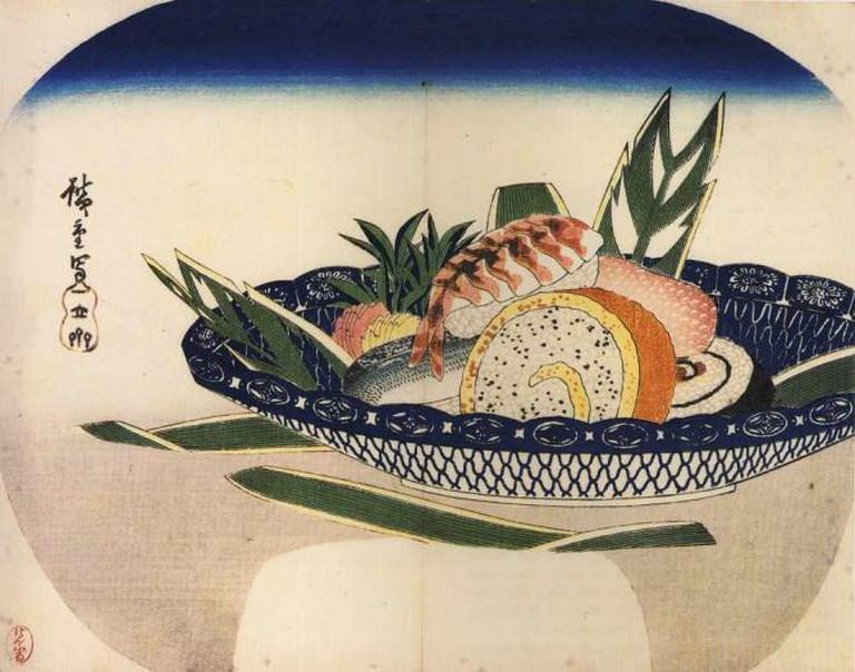 © Hiroshige / WikiCommons