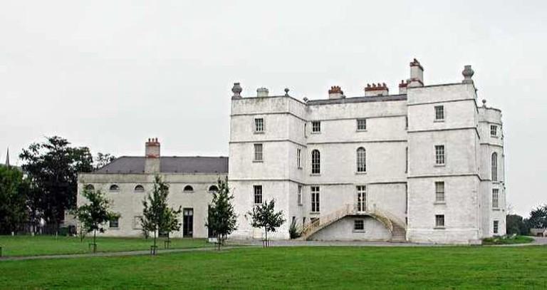 Rathfarnham Castle © Tetraktys/WikiCommons