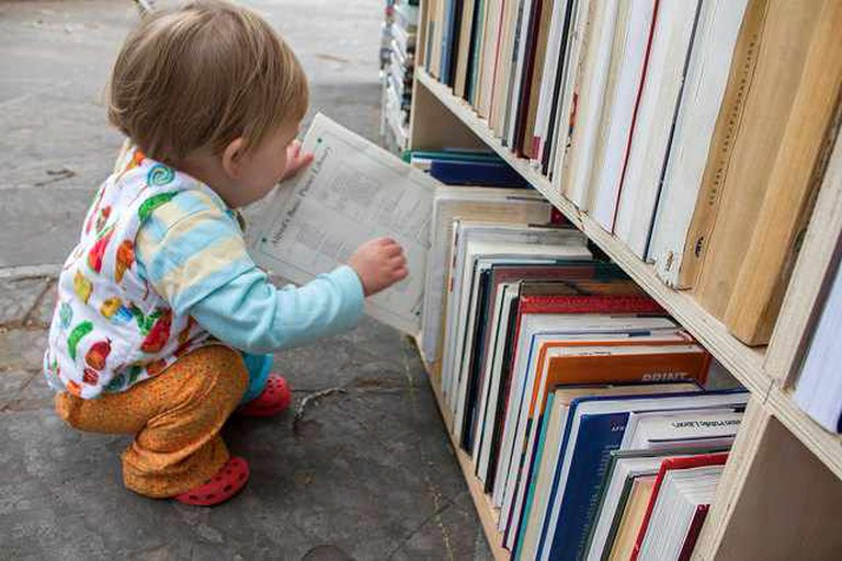Looking at Books
