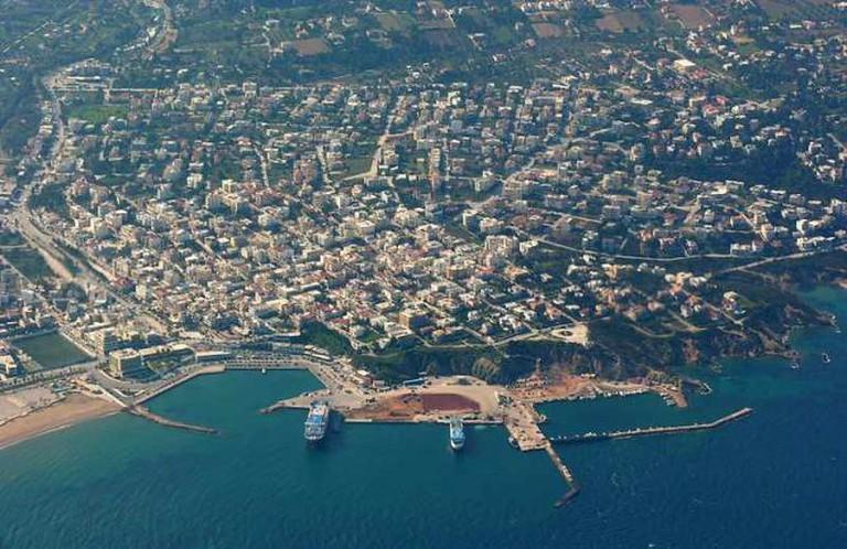 Aerial view of Attica | © Hansueli Krapf/WikiCommons