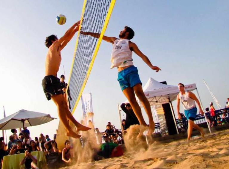 Beach Volleyball | © Flickr/Flavio~