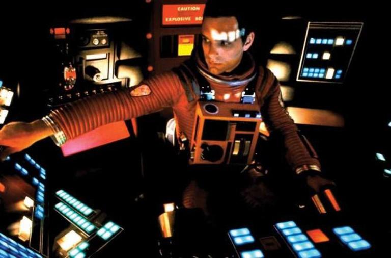 2001: A Space Odyssey © Metro-Goldwyn-Meyer