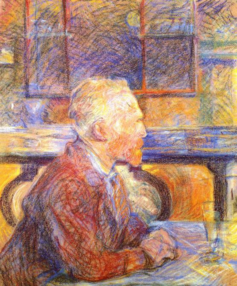 Portrait of Vincent van Gogh © Eloquence/WikiCommons