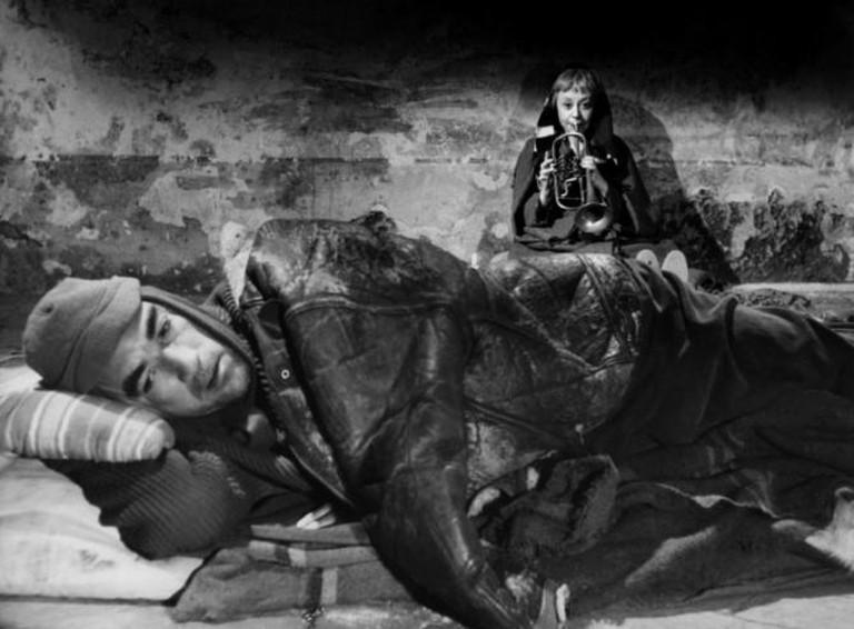 La Strada © Ponti-De Laurentiis Cinematografica