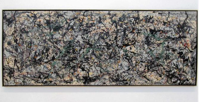 "Pollock ""Lucifer"" | ©rocor/flickr"