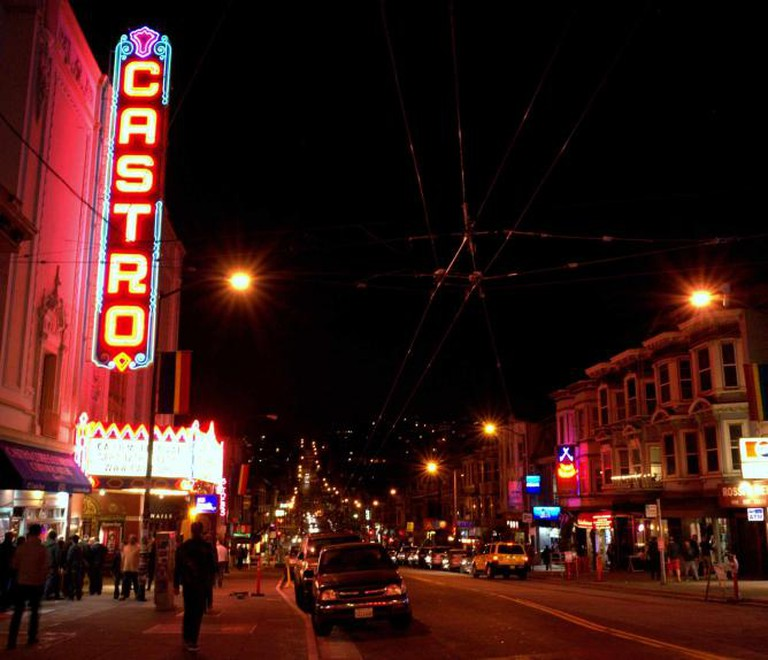 Night time in The Castro  / ©Travis Wise/ Flickr