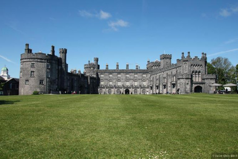 Kilkenny Castle © Canadian Pacific/Flickr
