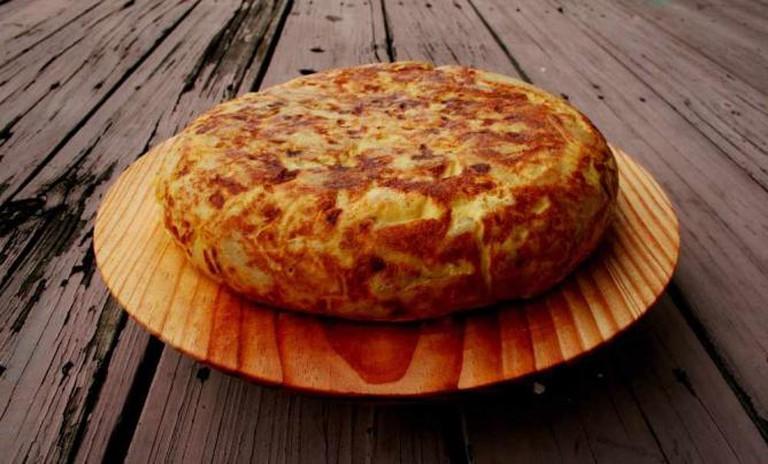 Spanish omelet | © FedericoGalagarra/Flickr