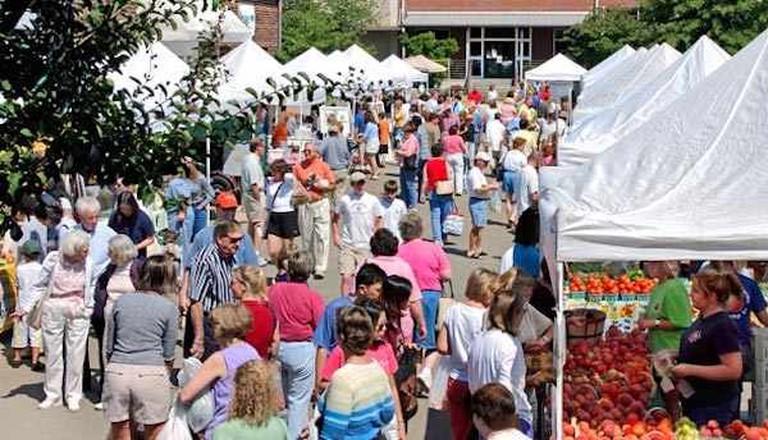 Pepper Place Farmers Market | ©Alabama Food Staff/Google