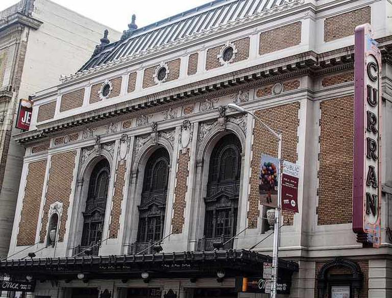 Curran Theater | Flickr/Rebecca Dru