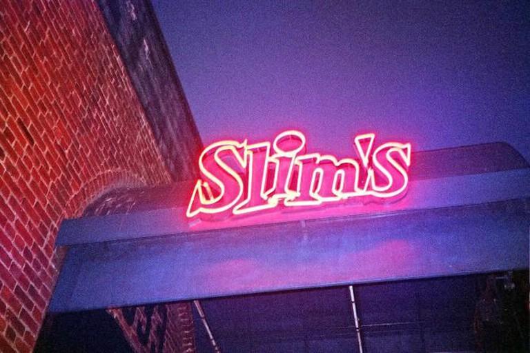 Slims SF | © Kalyan Neelamraju/flickr