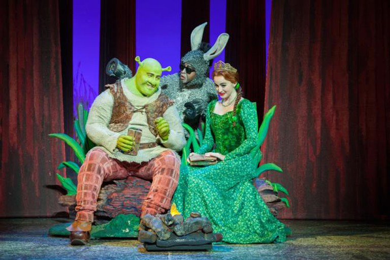 Shrek The Musical © LvR / paparazzibyappointment