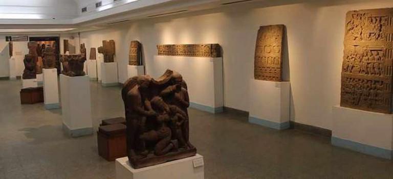 A view of the Kushana gallery | © Nomu420/WikiCommons