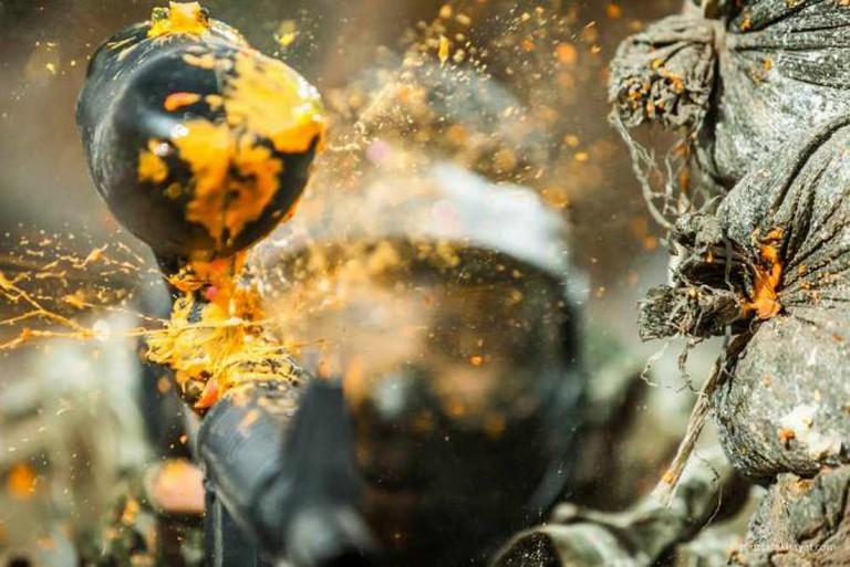 Paintballing | © Mustafa Khayat/Flickr