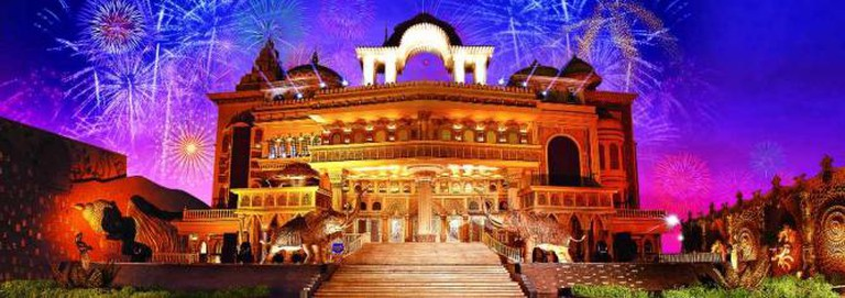 Nautanki Mahal, Kindowm of Dreams, Delhi | © Roderick Eime/Flickr
