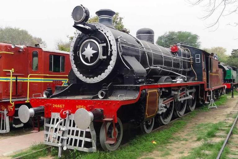 Steam engine | © Sandeep Suresh/WikiCommons