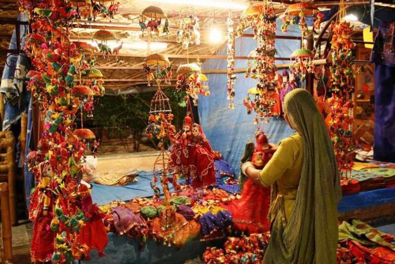 Dolls, taken at DILLI HAAT| © Sabarish Raghupathy/Flickr