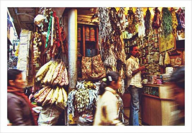 Chandni Chowk Bazaar | © nthy ramanujam/Flickr
