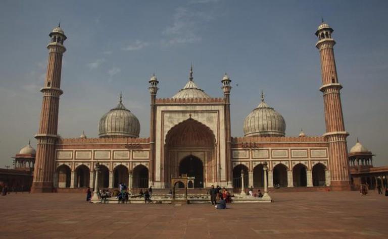 New Delhi | © David Brossard/Flickr
