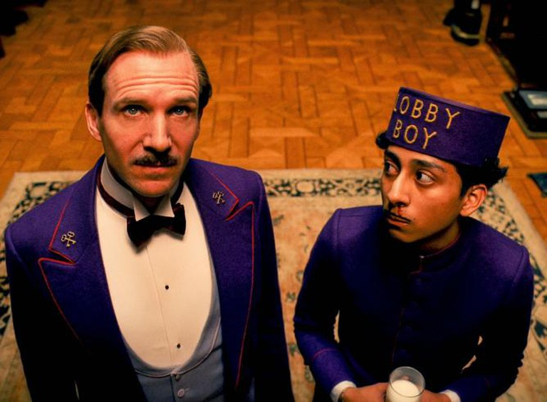 The Grand Budapest Hotel © Fox Searchlight Pictures