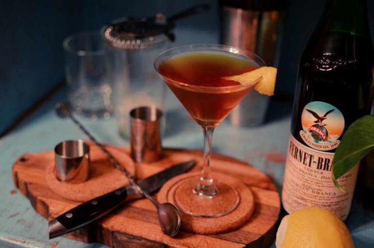 Vermouth Cocktail   © GabrielAmadeus/Flickr