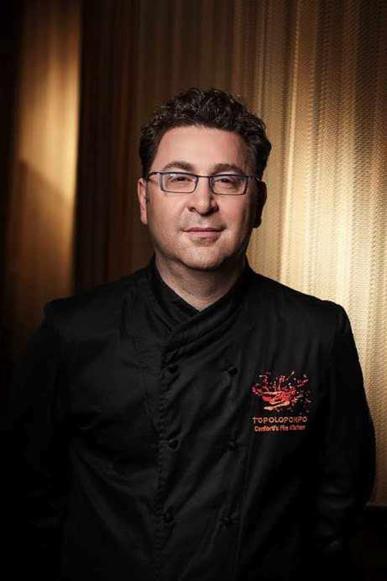 'The Chef'- By :Dan Peretz