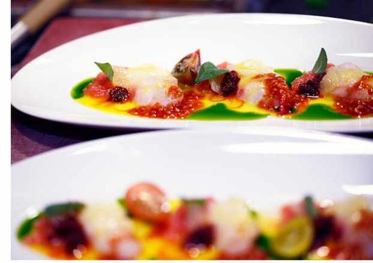 'Tuna Ceviche' By :Dan Peretz