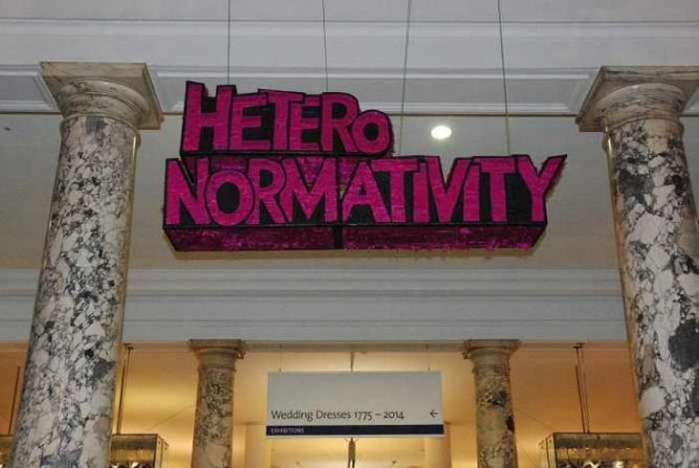 Challenge Heteronormativity, 2015 | © Rachael House