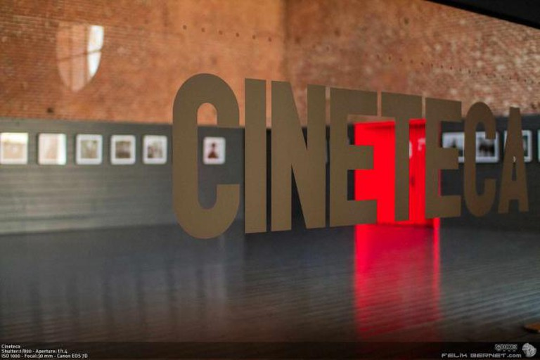 Cineteca Madrid | © FélixBernet/Flickr