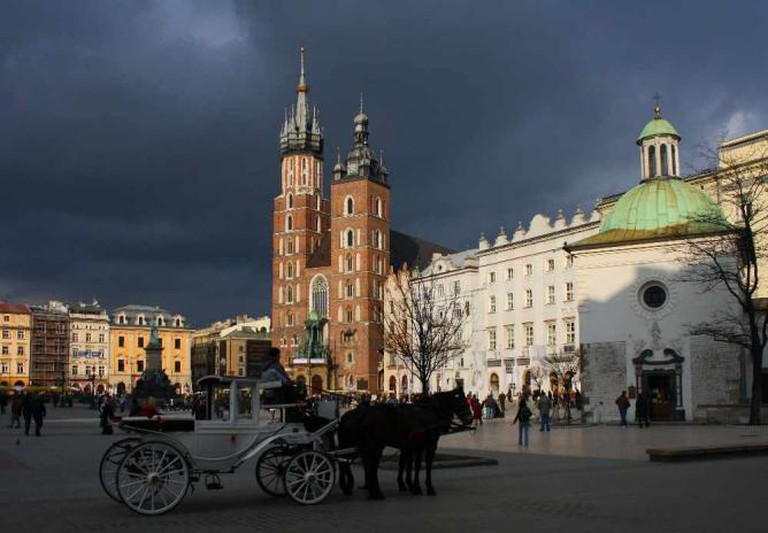 Old Town of Krakow|