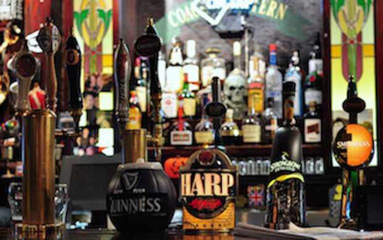 Beer on Tap   ©Margaret Bourne/Flickr