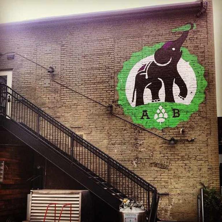 Avondale Brewing Co. Logo   ©Bo Hughins/Flickr