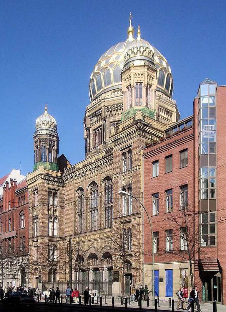 Neu Synagogue