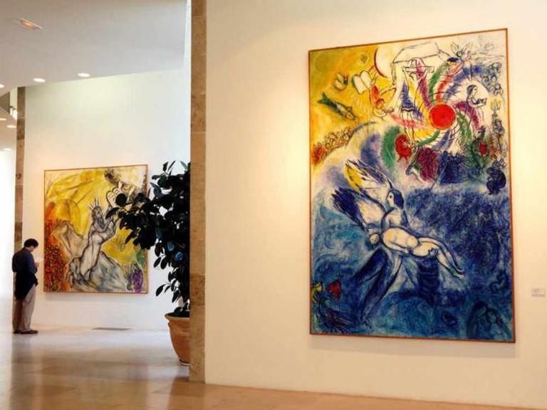 Musée National Marc Chagall | © Rosino/Flickr