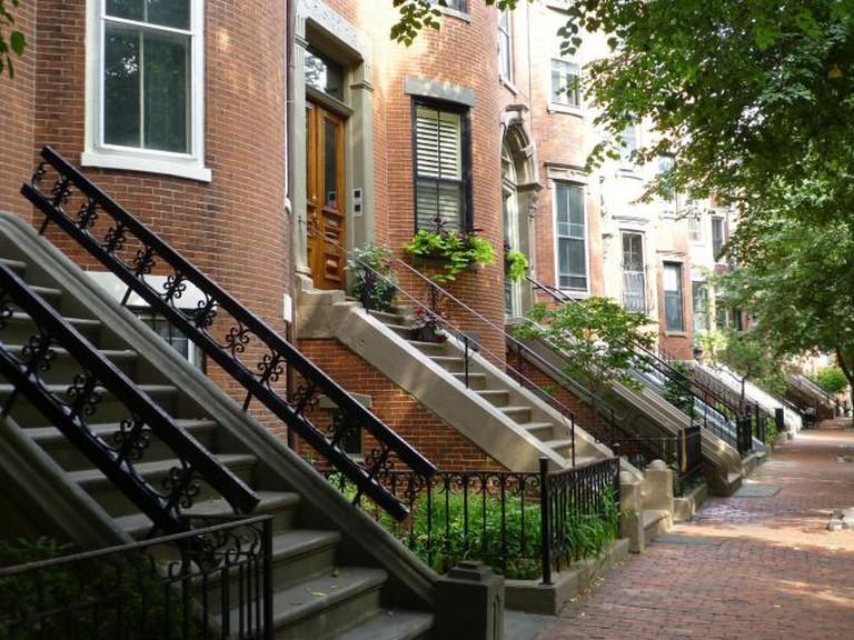 Boston's South End
