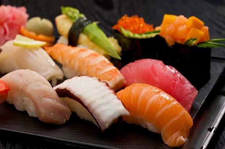 A selection of sushi | © mikeru/Flickr
