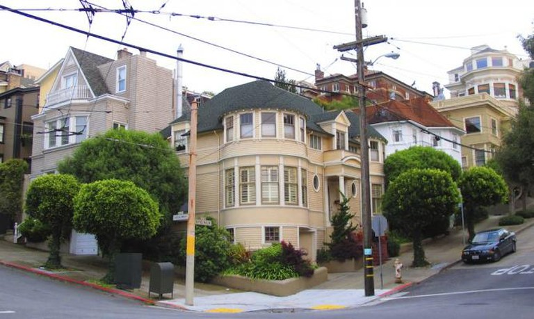 2640 Steiner Street in Pacific Heights, San Francisco, CA 94115