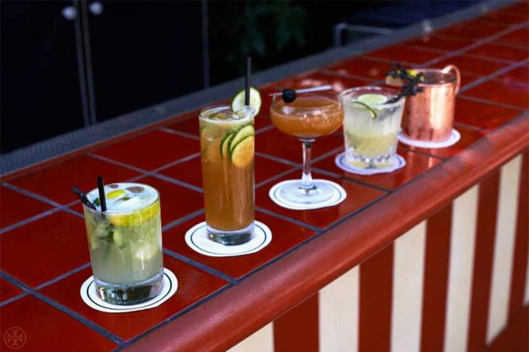 Bar Marmont cocktails | Courtesy of Tory Daily