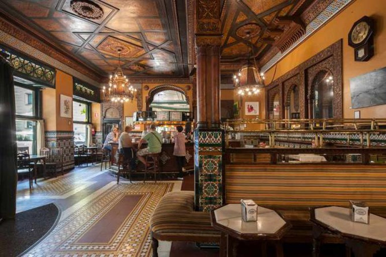 Café Iruña | Courtesy of Café Iruña