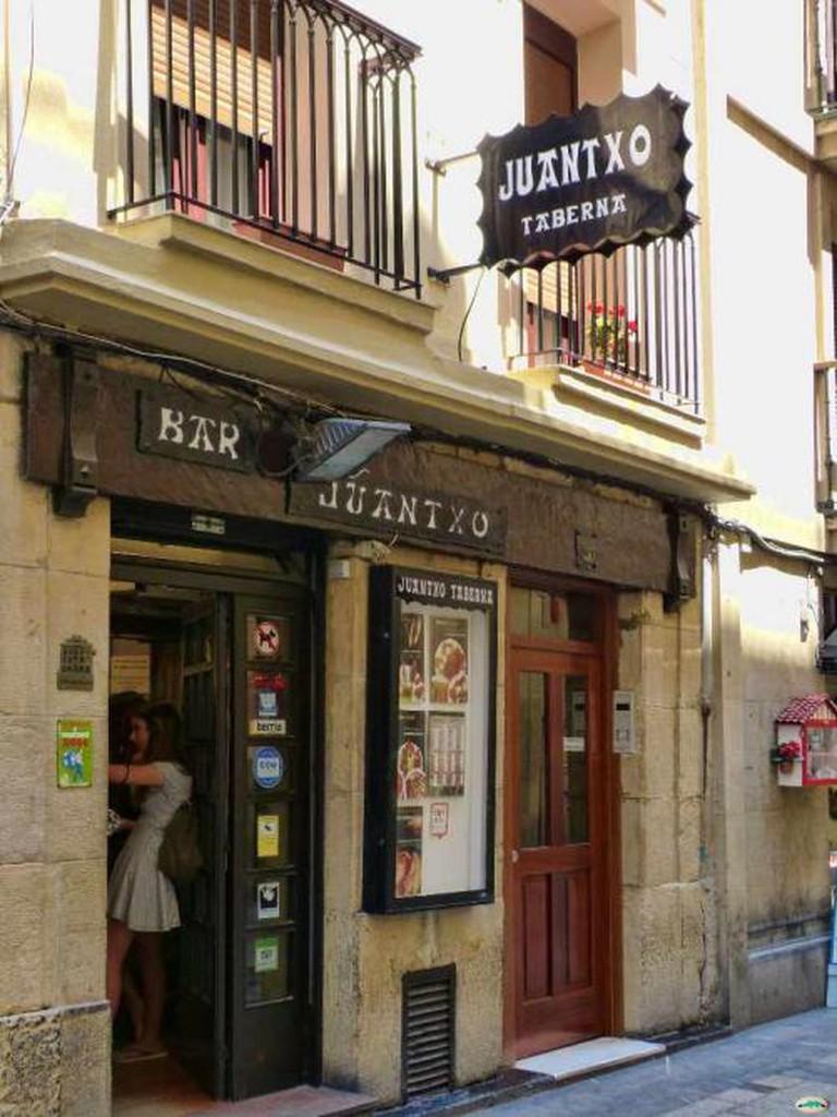 Bar Juantxo | © juantiagues/Flickr