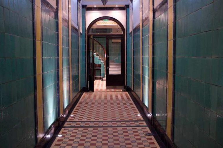 Hotel Moreno lobby | © Bari Bookout/Flickr