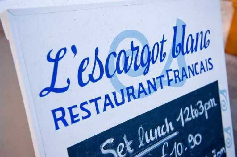 L'Escargot Blanc | © STV Photos/Flickr