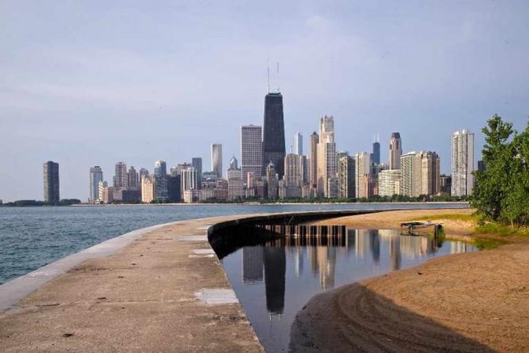 Chicago Reflection